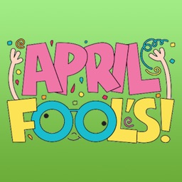 Happy April Fools' Day Stickers