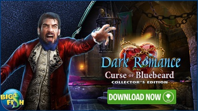 Dark Romance: Curse of Bluebeard - Hidden Objects screenshot 5
