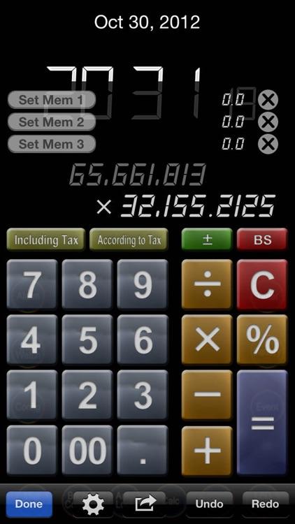 ecoClock screenshot-4