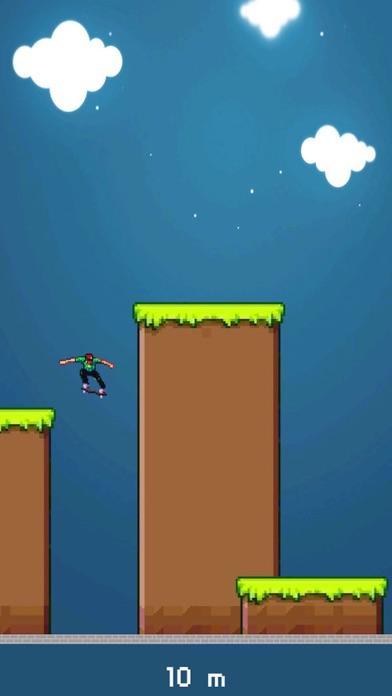 Skate Jump - A Skateboard Game screenshot one