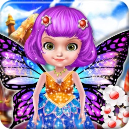 Kids Fairy Dream House Cleaning games