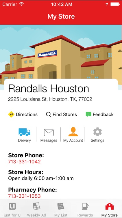 Randalls screenshot-4