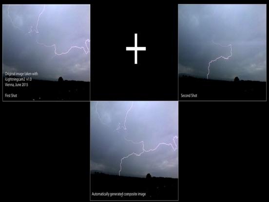 iLightningCam 2 Screenshots