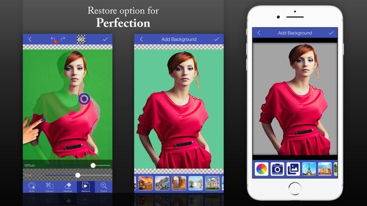 Cut Paste Photo - Change Photo Background screenshot-3