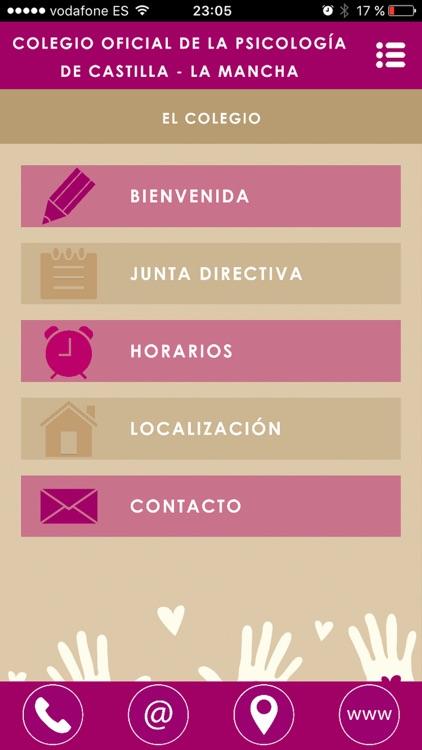 C.O. de la Psicología Castilla - La Mancha