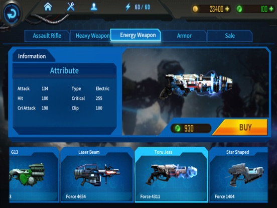 Space Armor 2 Screenshots