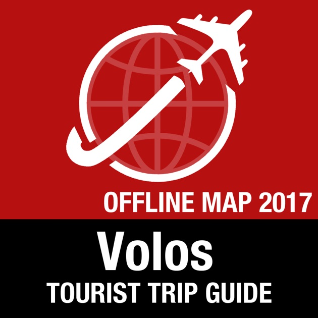 Volos Tourist Guide Offline Map on the App Store