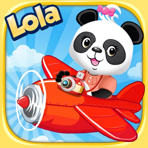 I Spy With Lola HD: A Fun Word Game for Kids!