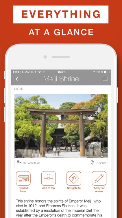 Tokyo - Travel Guide & Offline Map screenshot-2
