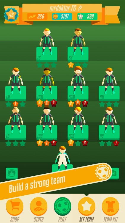 Solid Soccer screenshot-2