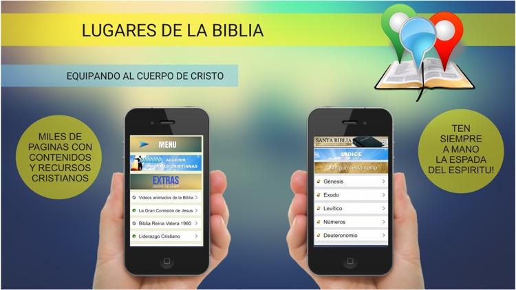 Lugares de la Biblia
