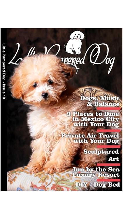 Little Pampered Dog Magazine
