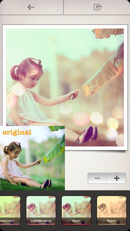 InstaFilter:Photo Editor,Picture Editor&Pic Editor screenshot-2