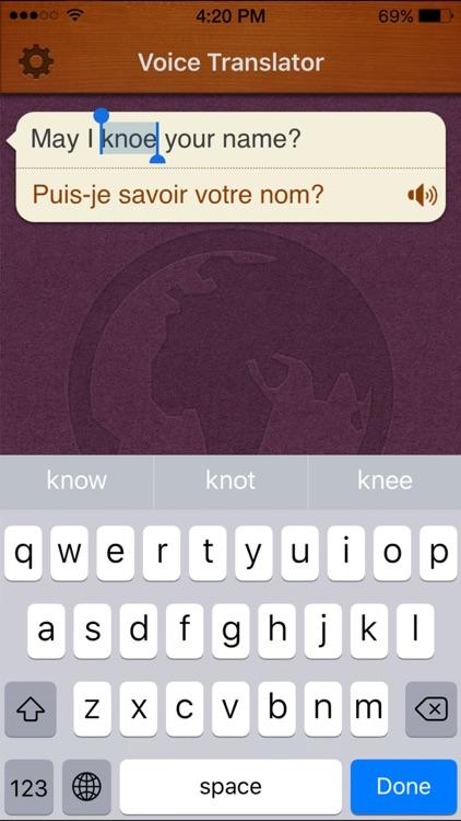Voice Translate Pro screenshot-3