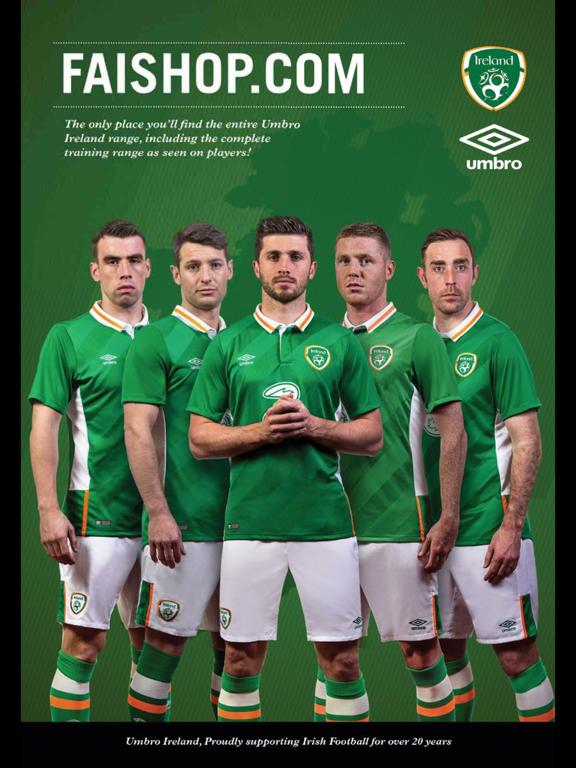 FAI Republic of Ireland screenshot 9