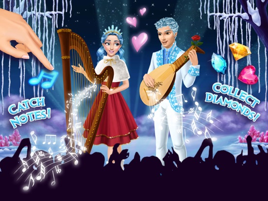 Princess Gloria Ice Salon - Full screenshot 10