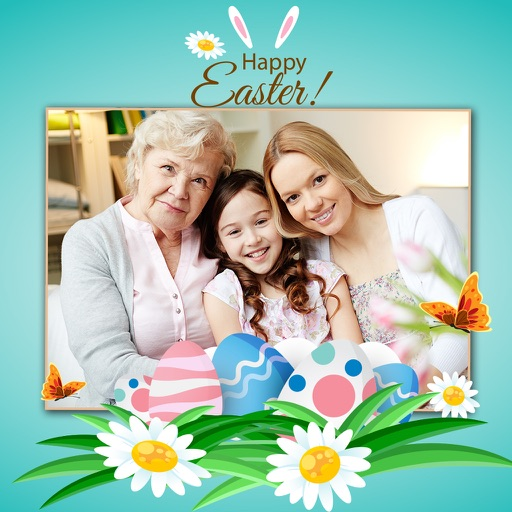 Best Easter Photo frames app and Easter images by ricky joseph
