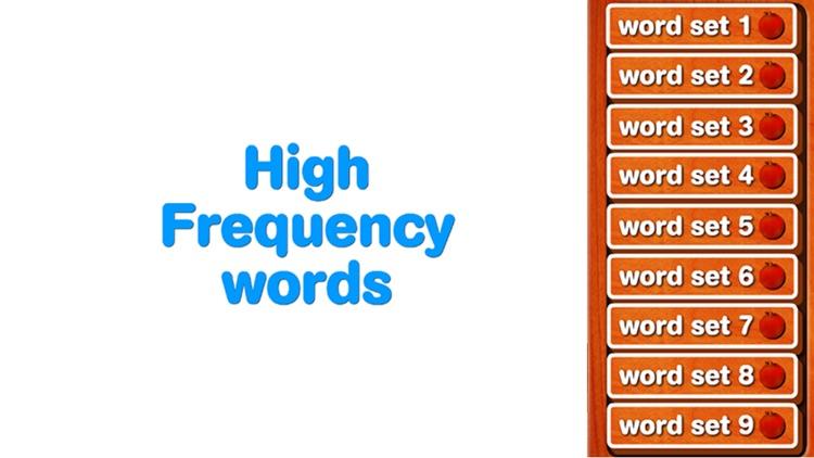 Sight Words Practice screenshot-0