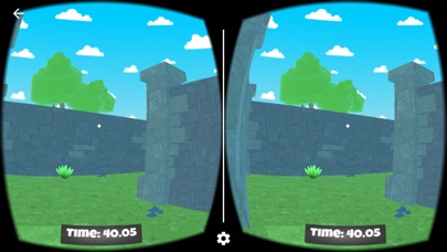 Maze Walk VR - Virtual Reality Game Puzzle Apps screenshot