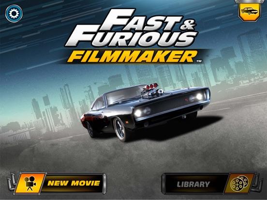 Fast & Furious Filmmaker™ screenshot 6