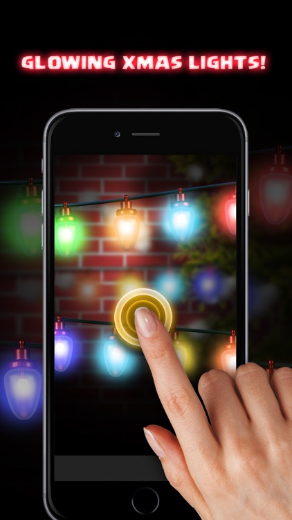 Holiday Live Wallpapers Free - It's Christmas! screenshot-3
