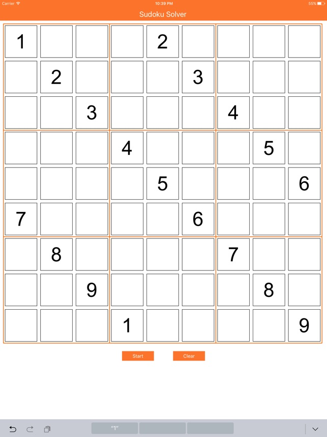 sudoku solve end of puzzle をapp storeで