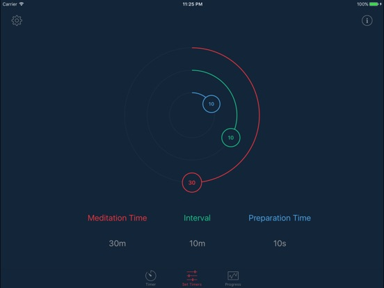 Ensō | Meditation Timer & Bell Screenshot