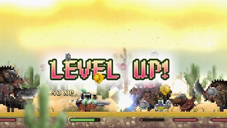 Loot Hero - RPG Grind Runner