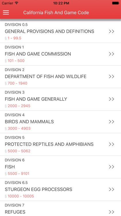 California Fish and Game Code