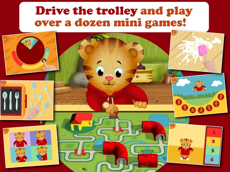 Daniel Tiger's Grr-ific Feelings screenshot-0