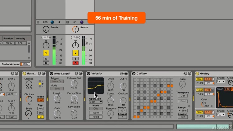 FastTrack™ For Ableton Live MIDI FX screenshot-4