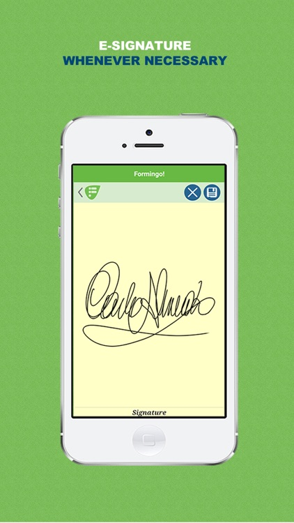 Formingo! - Mobile Forms screenshot-3