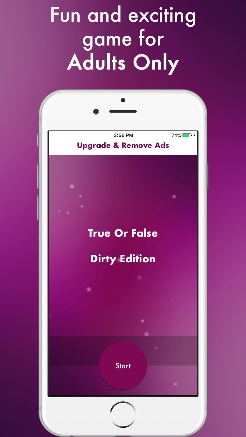 True or False – Dirty Cheat Codes