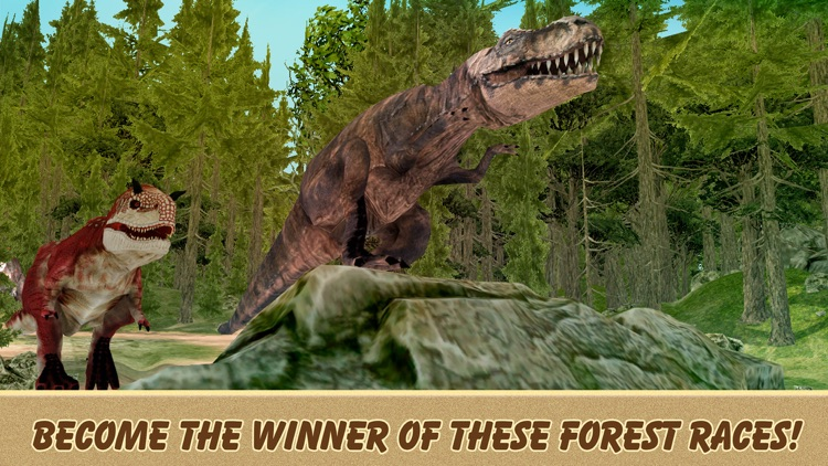 Jurassic Dino Racing Challenge 3D - 2 Full screenshot-3