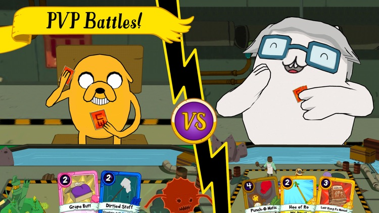 Card Wars Kingdom - Adventure Time screenshot-3