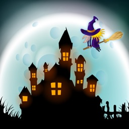 Halloween Witch - Addicting Time Killer Game