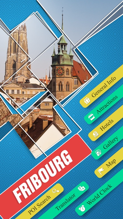 Fribourg Travel Guide screenshot-1