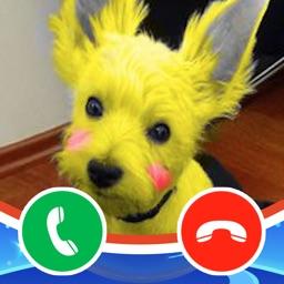 Pretty Puppy Dog Calling You!