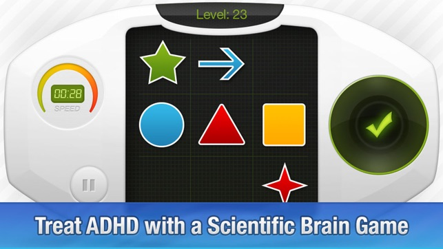 ADHD Treatment - Brain Training