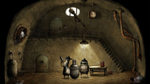 Screenshot #14 for Machinarium