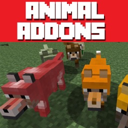ANIMAL ADDONS - Add Ons & Games For Minecraft PE