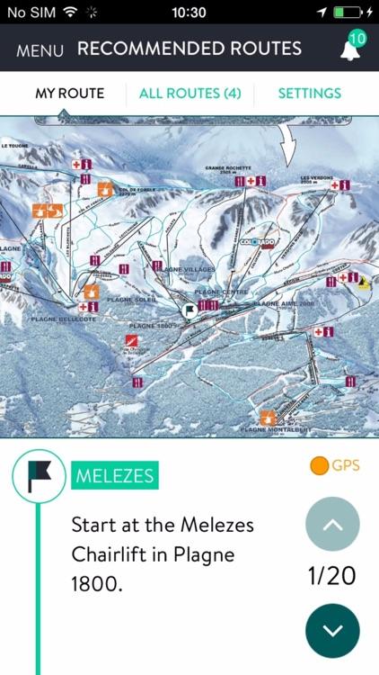Crystal Ski Explorer - Snow reports & Resort guide screenshot-4