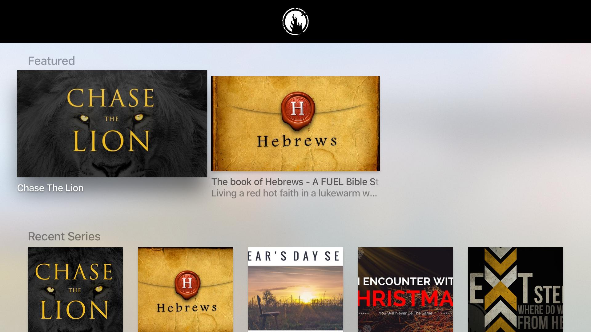 RockChurch App screenshot 7