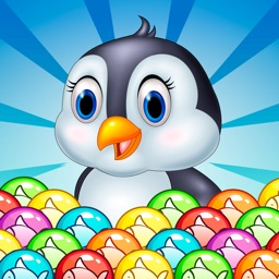 Penguins Funny - Bubble Shooter