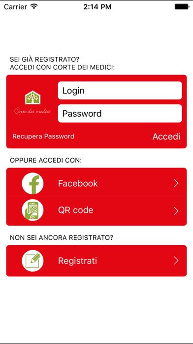 Screenshot of Corte dei medici4