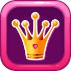 漂亮的公主女孩和朋友拼图游戏 icon
