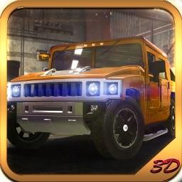 Beach Hummer – Fury Stunt Racing