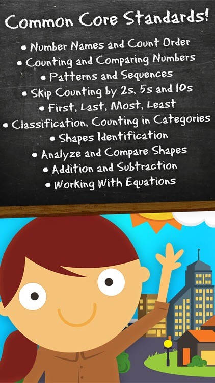 Animal Math Kindergarten Math screenshot-3