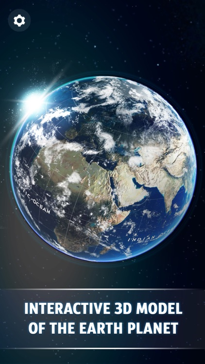 Globe 3D - Planet Earth Pro