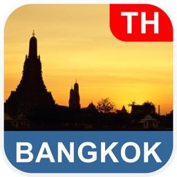 Bangkok, Thailand Offline Map - PLACE STARS